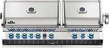 Barbecue gaz encastrable Prestige Pro 825 inox 4