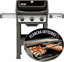 Barbecue gaz Spirit II E-310 Plancha - Weber