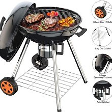 Barbecue Grill acier inoxydable alliage intérieur