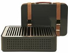 Barbecue portable à charbon Mon Oncle / 44 x 32