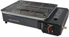 Barbecue Portable Butsir Camping  Gril & Plancha