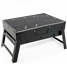 Barbecue portable et pliable - Barbecue à charbon