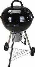 Barbecue sous forme de bouilloire 57,5 cm -