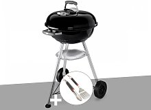 Barbecue Weber Compact Kettle 47 cm + Kit