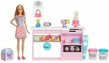 Barbie et sa pâtisserie MATGFP59