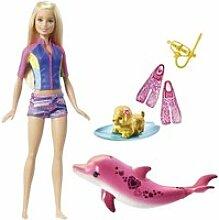 Barbie et son dauphin magique FBD63