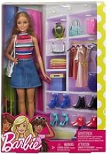 Barbie poupée avec accessoires 427635