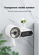 Bares - Papier toilette mural boîte de rangement