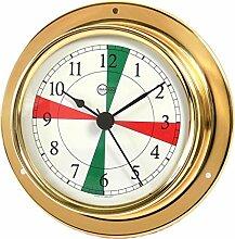 Barigo horloge tempo fS modèle laiton