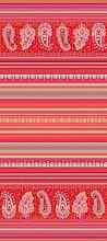 Bassetti Couvre-lit en Coton Rouge 240 x 255 cm