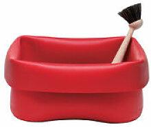 Bassine Washing-up Bowl en caoutchouc / Avec