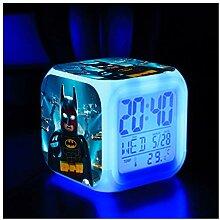 Batman Alarm Clock, Réveil Électronique Super