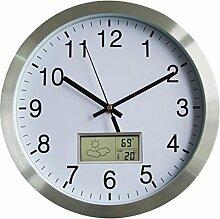 Batop Horloge Murale radiopilotée Changement