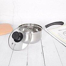 batterie de cuisine Avec couvercle en acier