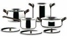 Batterie de cuisine Edo / 7 pièces - Alessi