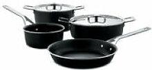 Batterie de cuisine Pots&Pans / Set 4 pièces + 2