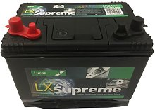 Batterie Marine Camping-cars Lucas BCI24 LX24 12V