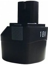 Batterie Sodise Pour Pompe A Graisse Electrique A