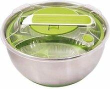Baumalu Essoreuse à Salade INOX