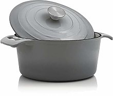 BBQ-Toro Cocotte | 4,0 l, Ø 24 cm, | Casserole en