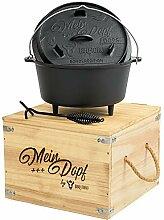 BBQ-Toro Dutch Oven ++ Mein Dopf ++ | Édition