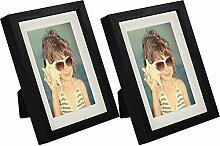 BD ART 13 x 18 cm Cadre Photo avec Passe-Partout