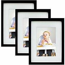 BD ART 15 x 21 cm Cadre Photo avec Passe-Partout