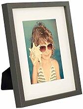 BD ART 20 x 25 cm Cadre Photo avec Passe-Partout