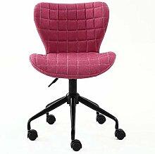 Bdesign Chaise pivotante de Tissu Simple Moderne