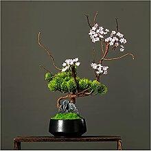 Bdesign Plante Artificielle Bonsaï Arbre 42cm