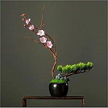 Bdesign Plante Artificielle Bonsaï Arbre 50cm