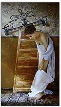 bdkym Toile Art Peinture À l'huile Sergey La