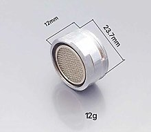 BDWS 1pc aérateurs de robinet adaptateur de
