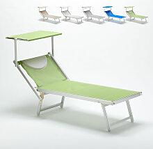Beach And Garden Design - Bain de soleil transat
