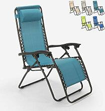 Beach And Garden Design - Chaise longue de plage