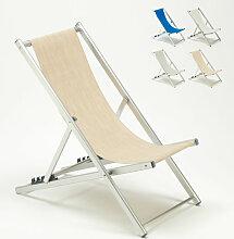 Beach And Garden Design - Transat chaise de plage