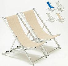 Beach And Garden Design - Transats chaises de