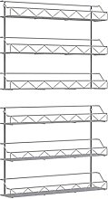 Beada Lot de 2 étagères à épices à 3 étages