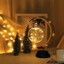 Bearsu - Lampe de table à LED pour décoration de