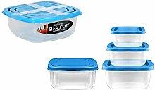 BEAUFORT - Boites alimentaires hermétiques N3238