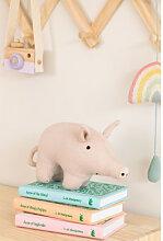 Bébé Cochon en Peluche en Coton pour Enfants