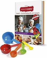 Becherküche, Papier, kit de pâtisserie bande 1.