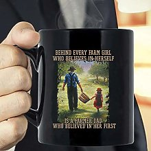 Behind Every Farm Girl Who Believes In Herself Is