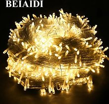 BEIAIDI – guirlande lumineuse étanche à