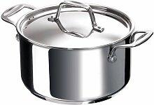 Bekaline 12061184 Chef Faitout + Couvercle en