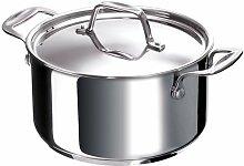 Bekaline 12061264 Chef Faitout + Couvercle en