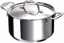 Bekaline 12061284 Chef Faitout + Couvercle en