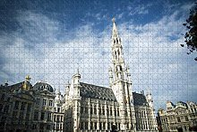Belgique Grand Place Bruxelles Jigsaw Puzzle pour