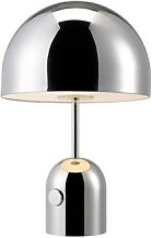 BELL TABLE-Lampe à poser H44cm Chrome Tom Dixon -