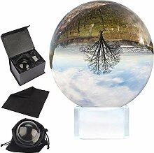 BELLE VOUS Boule de Cristal K9 80 mm - Boule